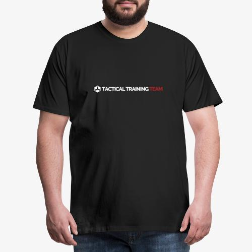 TTT 2020 Logo White - Männer Premium T-Shirt
