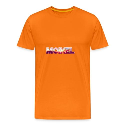 Moikel Rising Sun - Herre premium T-shirt