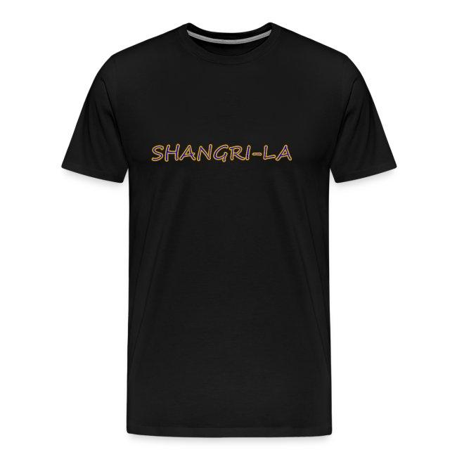 Shangri La goldblau