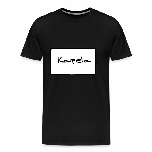 Old Kapela Design - Men's Premium T-Shirt