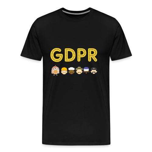 GDPR - Men's Premium T-Shirt