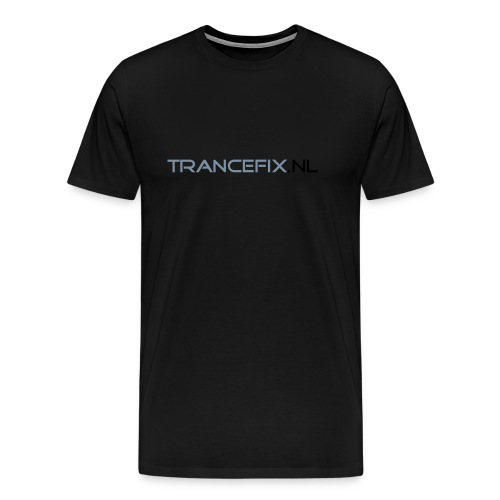 trancefix text - Men's Premium T-Shirt