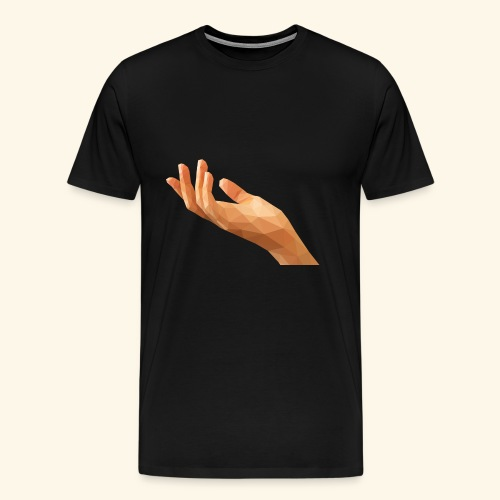 Mitt Märke - Premium-T-shirt herr