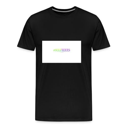 Untitled 1 - Herre premium T-shirt