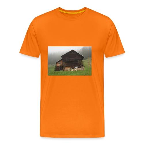 31.10.17 - Männer Premium T-Shirt