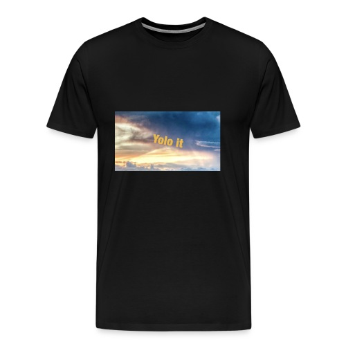 Sub to my YouTube channel - Men's Premium T-Shirt