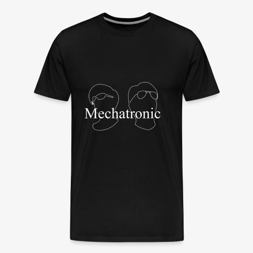 Mechatronic Logo - Premium-T-shirt herr