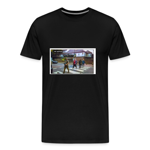 Shabbey road - Men's Premium T-Shirt