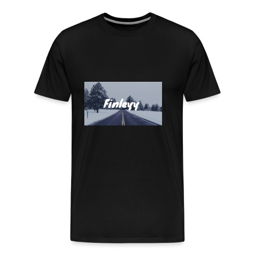 Finleyy - Men's Premium T-Shirt