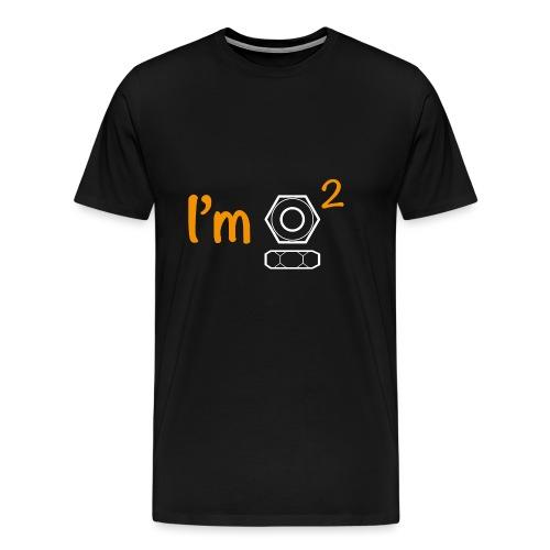 Nuts - Mannen Premium T-shirt