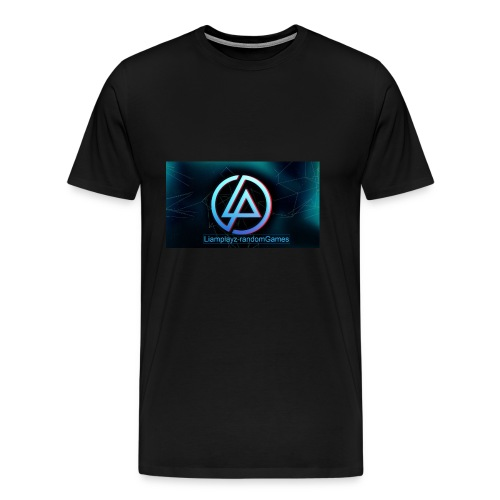 liamplays merch - Men's Premium T-Shirt