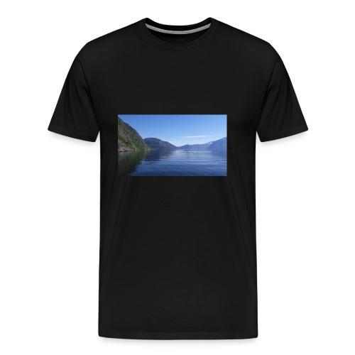 Best of Mother Nature - Men's Premium T-Shirt