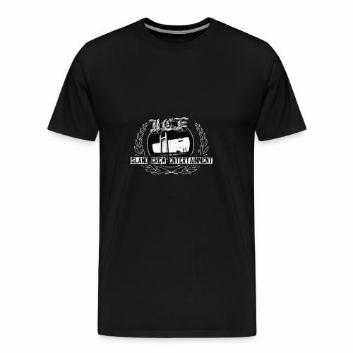 I.C.E - Premium-T-shirt herr