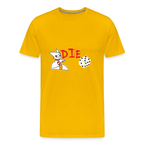 DIE - Men's Premium T-Shirt