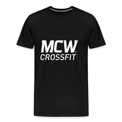 MCW Sportklubb - Premium-T-shirt herr