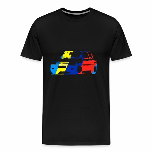 illustration 205 v2 - T-shirt Premium Homme