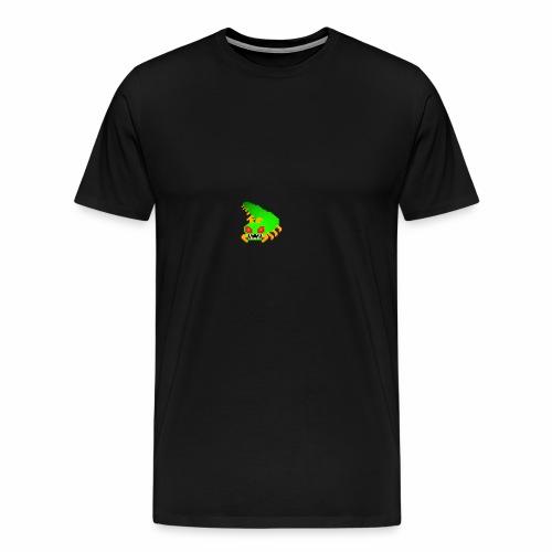 Centipede icon - Men's Premium T-Shirt