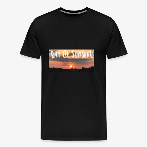 Ray of sunshine - Men's Premium T-Shirt