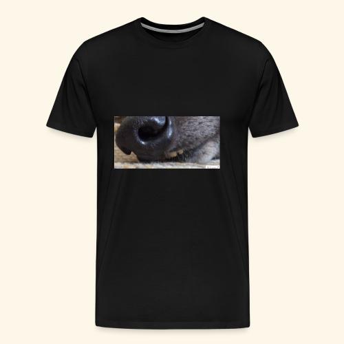 Schnout le boo - Men's Premium T-Shirt