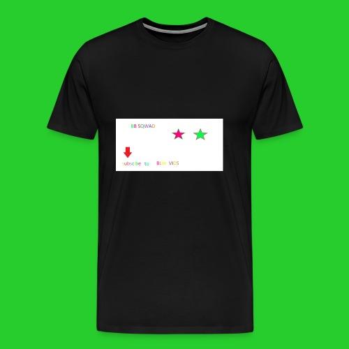BB SQWAD - Men's Premium T-Shirt