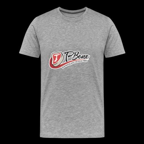 ulfTBone - Mannen Premium T-shirt