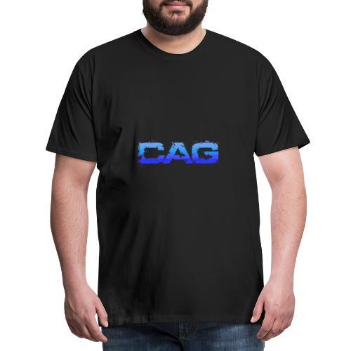 CAG 2018 LOGO - Men's Premium T-Shirt