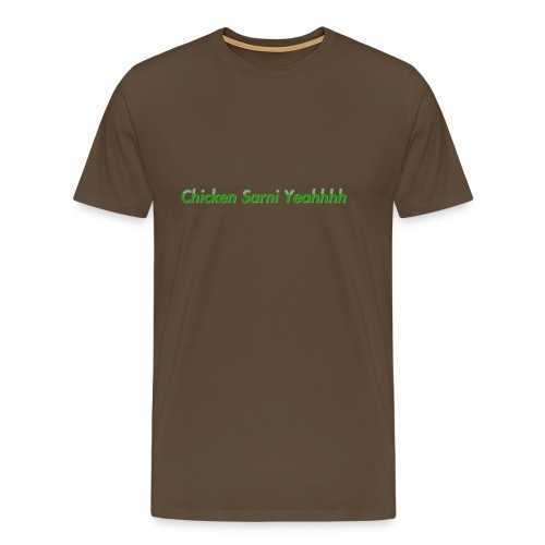 Chicken Sarni Yeah - Men's Premium T-Shirt