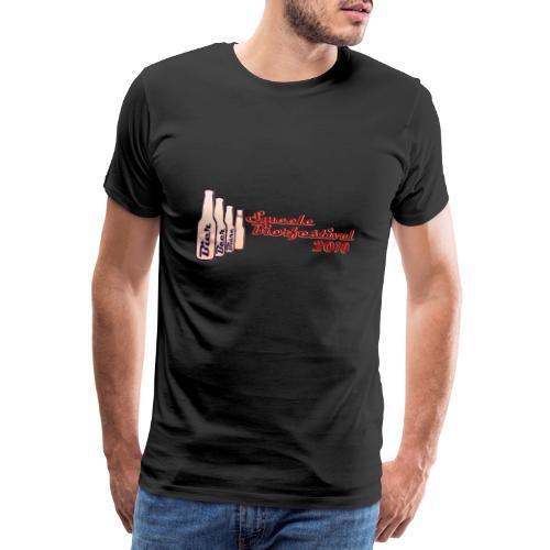 Smeele Bierfestival 2018 - Mannen Premium T-shirt