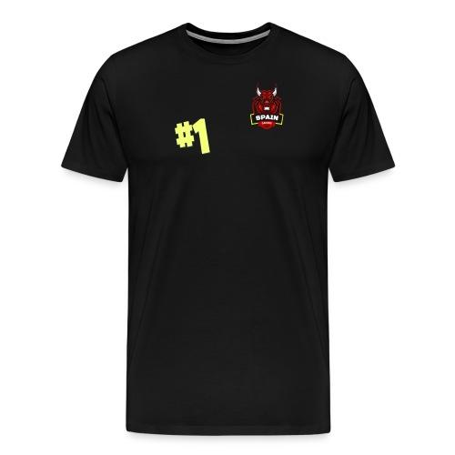 Top 1 - Camiseta premium hombre