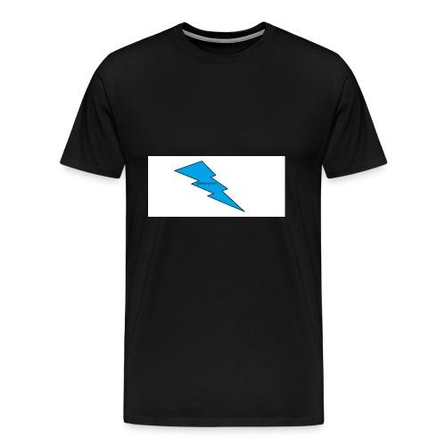 logo gobeyn power - T-shirt Premium Homme