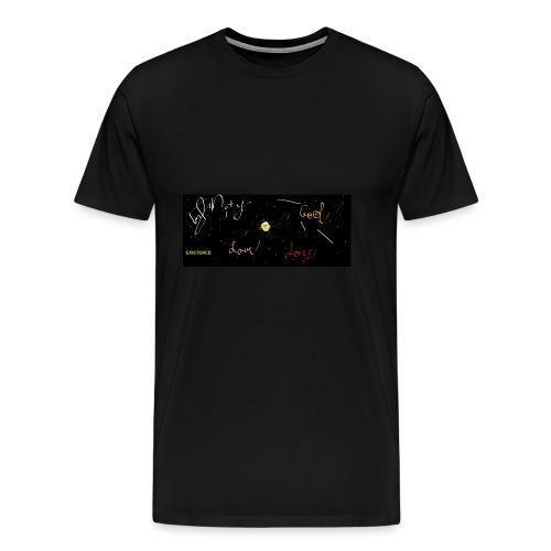 Universe sense - Männer Premium T-Shirt