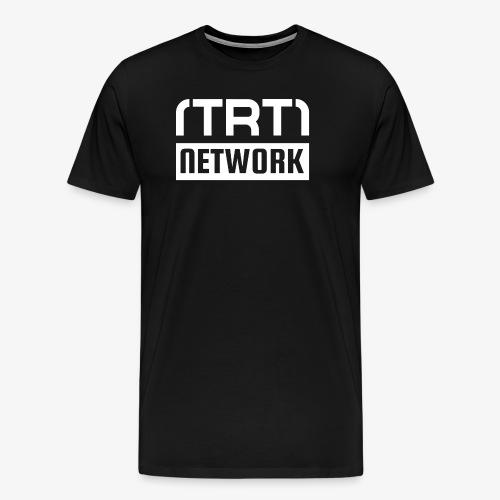 NTRTN - Bar white - Männer Premium T-Shirt