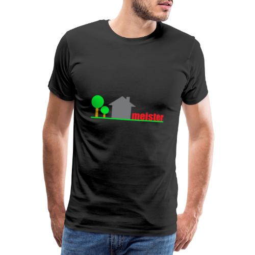 Hausmeister - Männer Premium T-Shirt