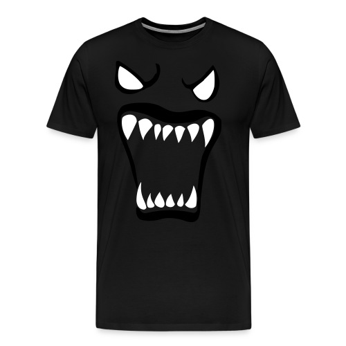 Monsters running wild - Premium-T-shirt herr