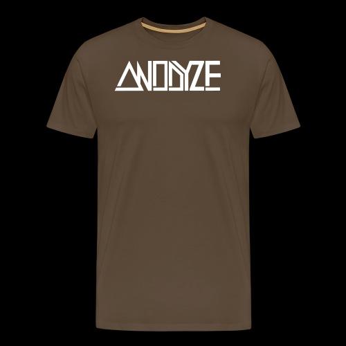 ANODYZE Standard - Männer Premium T-Shirt