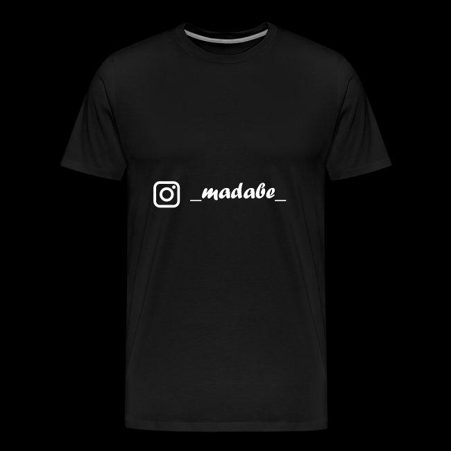 madabe instagram weiss