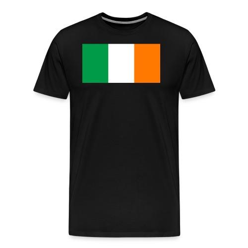 Flag of Ireland svg png - Men's Premium T-Shirt