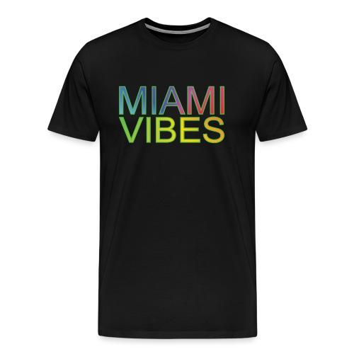 MIAMI Holiday Summer - Männer Premium T-Shirt