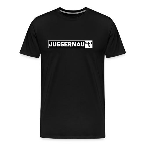 Juggernaut 2.0 T-Shirt für Kraftsportler - Männer Premium T-Shirt