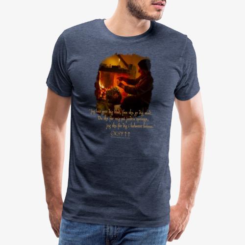 Dragväsen - Premium-T-shirt herr