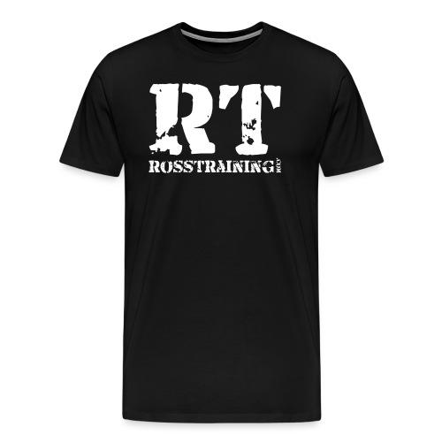 shirt 7 white - Men's Premium T-Shirt
