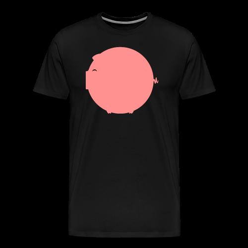 cochon - T-shirt Premium Homme