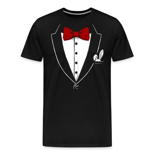 Tuxedo 4 - Männer Premium T-Shirt