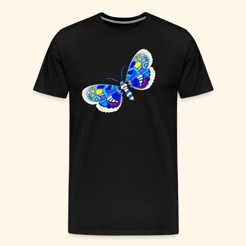 Butterfly 6 - Men's Premium T-Shirt