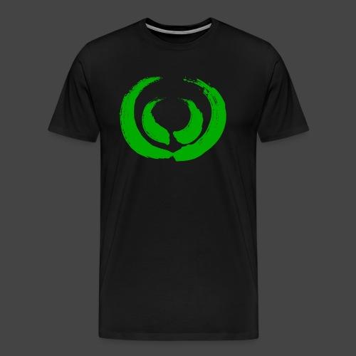 Marker Gewaff Grün - Männer Premium T-Shirt