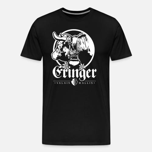 ERINGER – VALAIS / WALLIS - Männer Premium T-Shirt
