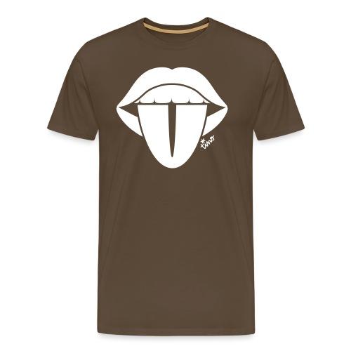 Langue - T-shirt Premium Homme