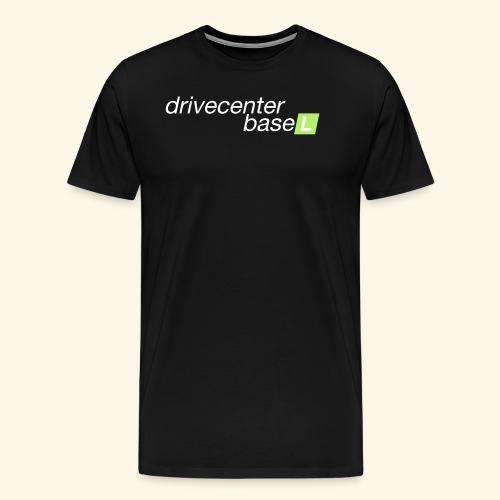 drive center logo - Männer Premium T-Shirt