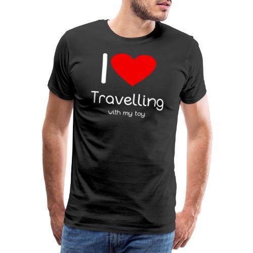Spielzeug Reisen ToyVoyaging Shirt Geschenk - Männer Premium T-Shirt