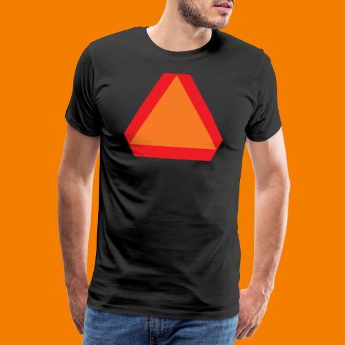 Långsamt gående - Premium-T-shirt herr